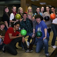 Photo taken at Bowling Devítka by Miss Academia 2013 on 10/15/2011
