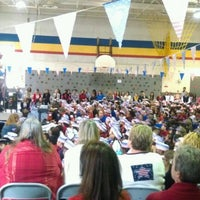 Photo taken at Patrick Henry Elementary School by Brian L. on 11/10/2011