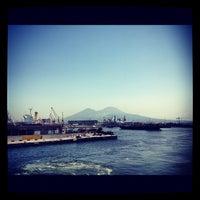 Photo taken at Calata Porta di Massa by Andrea S. on 8/9/2012