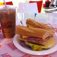 Photo taken at Lee's Sandwiches by John K. on 2/24/2012