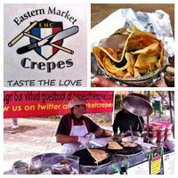 Photo taken at Crepes at the Market by Shawn C. on 11/13/2011