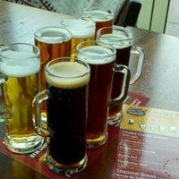 Photo taken at Park Chalet Garden Restaurant by Amanda S. on 2/21/2012