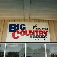 Photo taken at Big Country Supply by Ash A. on 6/20/2012