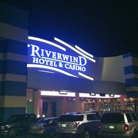 Photo taken at Riverwind Casino by Joel B. on 8/22/2011