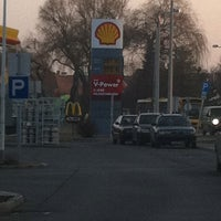 Photo taken at Shell by Rabasz ✪. on 2/28/2011