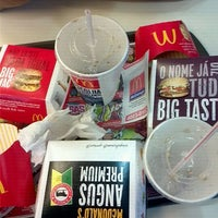 Photo taken at McDonald's by Luis Antonio S. on 11/21/2011