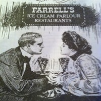 Photo taken at Farrell's Ice Cream Parlour by Chris R. on 1/6/2012