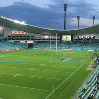 Photo taken at Allianz Stadium by Lise on 9/16/2011
