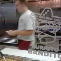 Photo taken at Burrito Bandito by Eric L. on 7/24/2012
