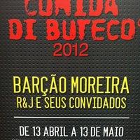 Photo taken at Barção Moreira by Rodrigo R. on 5/1/2012