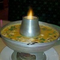 Photo taken at Thai Kitchen by Marlene W. on 1/27/2012