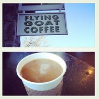 1/29/2012にBrian H.がFlying Goat Coffeeで撮った写真