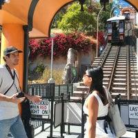 Photo taken at Angels Flight Railway by Amit V. on 10/6/2011