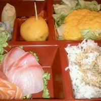Photo taken at Tokyo Japanese Steak house by EBONY C. on 8/29/2011