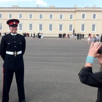 Photo taken at Royal Military Academy Sandhurst by Adam G. on 8/10/2012