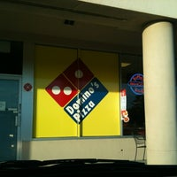 Photo taken at Domino's Pizza by Michael D. on 7/24/2012