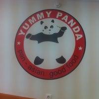 Photo taken at Yummy Panda by Максим К. on 5/5/2012