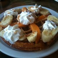 Photo taken at Hanalei Coffee Roasters by Sandy L. on 1/30/2011