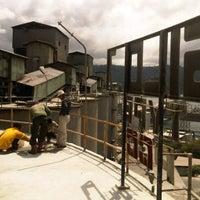 Photo taken at Packing Plant PTSP Teluk Bayur by Doni M. on 11/30/2011