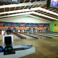 Photo taken at Bowling La Casona by David M. on 4/6/2012