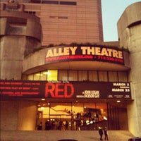 Photo prise au Alley Theatre par ALEX R. le3/24/2012