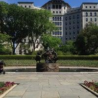 5/12/2012에 Kristen M.님이 Conservatory Garden에서 찍은 사진