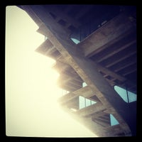 Photo taken at Geisel Library by Marcus D. on 11/28/2011