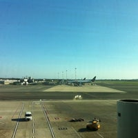 Photo taken at Gate G1 by Simone P. on 3/13/2012
