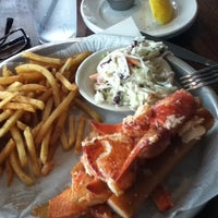 Photo taken at Sam's Chowder House by Son A. on 7/29/2012