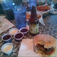 Photo taken at Stella's Hamburgers by Brian H. on 9/7/2012