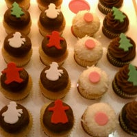 Photo taken at Kara's Cupcakes by Paul H. on 12/20/2011
