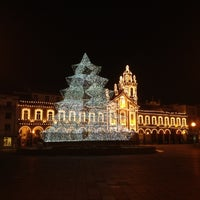Photo taken at Braga Centro by Andre R. on 1/8/2012