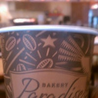Photo taken at Paradise Bakery & Cafe by Ty S. on 5/11/2012