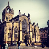 Foto tomada en St. Giles' Cathedral por Brett V. el 8/28/2012