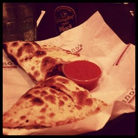 Photo taken at Milano's Pizza, Subs & Taps by Brian R. on 6/9/2012