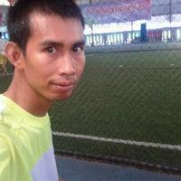 Photo taken at ASF ( Adi Sucipto Futsal) - Jl. Adi Sucipto by Yudhi A. on 7/8/2012