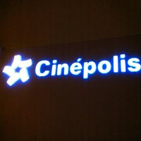 Photo taken at Cinépolis by Ricardo M. on 4/6/2011