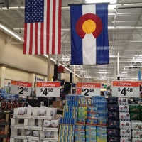 Photo taken at Walmart Supercenter by Mrkartoons G. on 4/16/2012