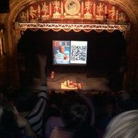Photo taken at Landmark Theatre by Patrick S. on 11/20/2011