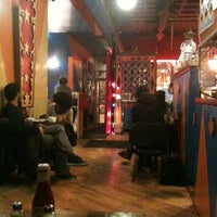 Photo taken at Earwax Cafe by sara_noel on 1/9/2011