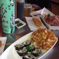 Foto tomada en Sushi Hokō-Ki por Kar S. el 7/19/2012