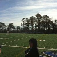 Photo taken at Shorter University by Melissa Z. on 2/25/2012