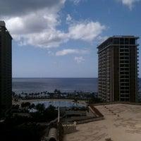 Photo taken at Kalia Tower by Carol R. on 11/24/2011