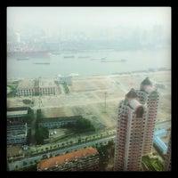Photo taken at Novotel Atlantis Shanghai | 海神诺富特大酒店 by Emil C. on 7/15/2012
