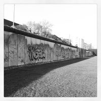 Photo taken at Berlin Wall Memorial by Aleksey D. on 10/29/2011