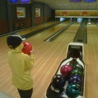 Photo taken at Nesbit's Lanes by Megan B. on 11/13/2011