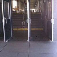 Photo taken at MBTA Wellington Station by Nate L. on 8/23/2011
