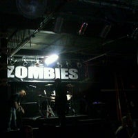 Photo taken at Zombies by Bonnie S. on 10/2/2011