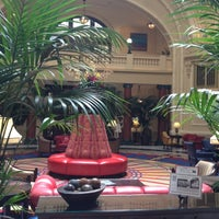 Photo taken at The Battle House Renaissance Mobile Hotel & Spa by Lindsey N. on 4/13/2012