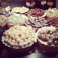 Photo taken at Lviv Handmade Chocolate by Lia P. on 9/1/2012
